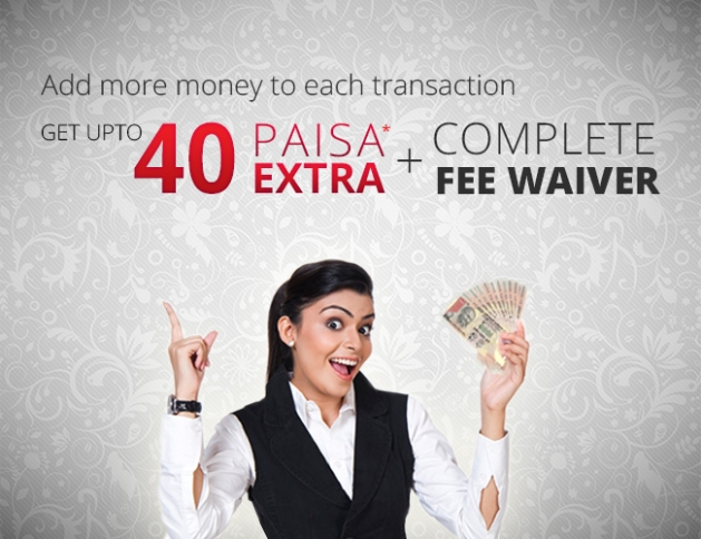 Remit2India Extra Paisa Benefit Offer